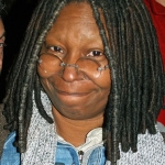 Whoopi Goldberg in the Lion King