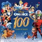 "Celebrate with Disney on Ice – ""100 Years of Magic"" takes to the rink around the U.S."
