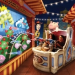 "New Game Inspired by ""Toy Story 3″ Being Added to Park's Popular ""Midway Mania"" Attraction"