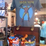 Iron Man, Spider-Man & Other Marvel Superheroes Now Appearing on Merchandise in Disneyland