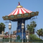 "Disney's California Adventure Guests Get Preview of ""Silly Symphony Swings"" on Paradise Pier"