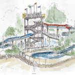 Disneyland Hotel Plans Pool Renovation