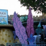 "Disneyland's Classic ""Alice in Wonderland"" Attraction Closes Temporarily"