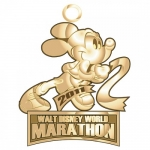 2011 Walt Disney World Marathon Medal Design Revealed!
