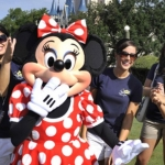 2011 Miss America Contestants Spend Time in Walt Disney World
