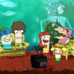 Fish Hooks to Premier on Disney Channel 9/24