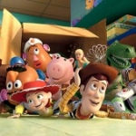 Video: Stop Motion 'Toy Story' Space Adventure