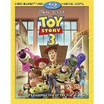 """""""Toy Story 3"""" Number One on DVD, Blu-Ray Charts"""