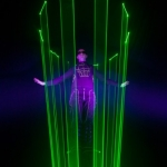 """LASERMAN"" Coming to Disneyland's New ""ElecTRONica"" Dance Party!"