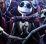 """The Nightmare Before Christmas"" in Disney 4D!"