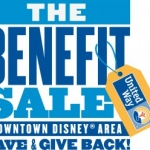 Walt Disney World and Central Florida United Way to Hold Benefit Sale