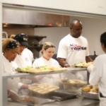 Disney VoluntEARS Bring Spirit of Thanksgiving to Coalition for the Homeless