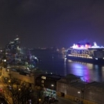 One League Closer to Canaveral:  The Disney Dream Arrives in Hamburg