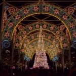 'Lights of Winter' Music Returns to Epcot – Without the Lights