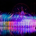 World of Color Celebrates 1,000th Performance