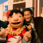 Star Sighting:  Daniel Dae Kim Does Hollywood Studios