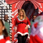 Mariah Carey Tapes Segments for Disney Parks Christmas Parade
