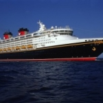 Disney Wonder Sails into the Port of Los Angeles