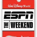 ESPN The Weekend Coming to Disney's Hollywood Studios March 3-6