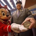 First Glance:  Photos from Disney Fantasy's Keel Laying Ceremony