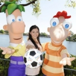 Star Sighting:  Alyson Stoner Shows Phineas and Ferb a Few Cool Moves