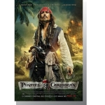 New Posters Released for 'Pirates of the Caribbean 4'