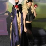 Star Sighting:  Lady Gaga Spotted at Disney After Sold Out Concert In Orlando