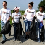 "Disney VoluntEARS and Orlando Work to ""Green"" a Local Neighborhood"