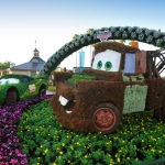 Disney Announces HGTV Stars, Flower Power Concert Schedule for 2012 Epcot Flower & Garden Festival