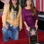 Penelope Cruz Receives Star on Hollywood Walk of Fame
