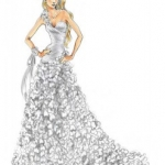 'Disney Fairy Tale Weddings by Alfred Angelo' Reveals New Rapunzel Wedding Gown
