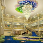 Disney Fantasy to Differ in Decor from Sister Ship Dream