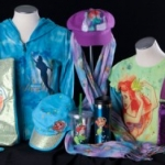 'The Little Mermaid' Themed Merchandise Coming to Disney California Adventure