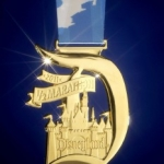 Disneyland Half Marathon Finishers Will Receive Newly-Designed Medal