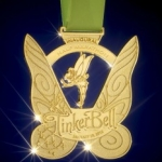 Medal Unveiled for Inaugural Tinker Bell Half Marathon