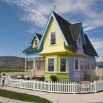 Replica of 'Up' House in Utah Has Sold