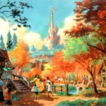 New Concept Art Released for Magic Kingdom's Fantasyland Expansion