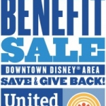 Downtown Disney to Host Benefit Sale November 5