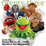 Disney Twenty-Three Magazine Chats with Stars of 'The Muppets'