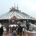 The Decline of a Classic: Space Mountain at Disneyland Paris