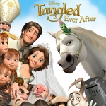 New 'Tangled Ever After' Short to Debut in Front of 'Beauty and the Beast' in 3D