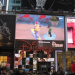 Disney Parks Brings Virtual Character Experience to Times Square