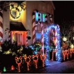 Mickey Mouse Fan Decorates Home with Disney-themed Decor for Christmas