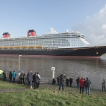 Disney Fantasy Leaves Germany Headed for New York City