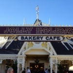 Jolly Holidays Bakery Open For Business at Disneyland