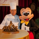 Disneyland Chef Honored for 55 Years of Service