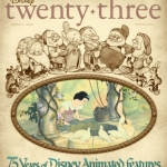 Spring Issue of Disney Twenty-Three Magazine Pays Tribute to 75 Years of Disney Animation