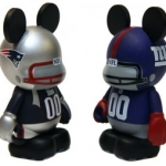 New Sports-Themed Vinylmation Figures Released in Time for the Super Bowl