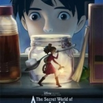 Official Trailer for 'The Secret World of Arrietty' Now Available