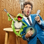 Bret McKenzie Wins Academy Award for 'The Muppets' Song 'Man or Muppet'